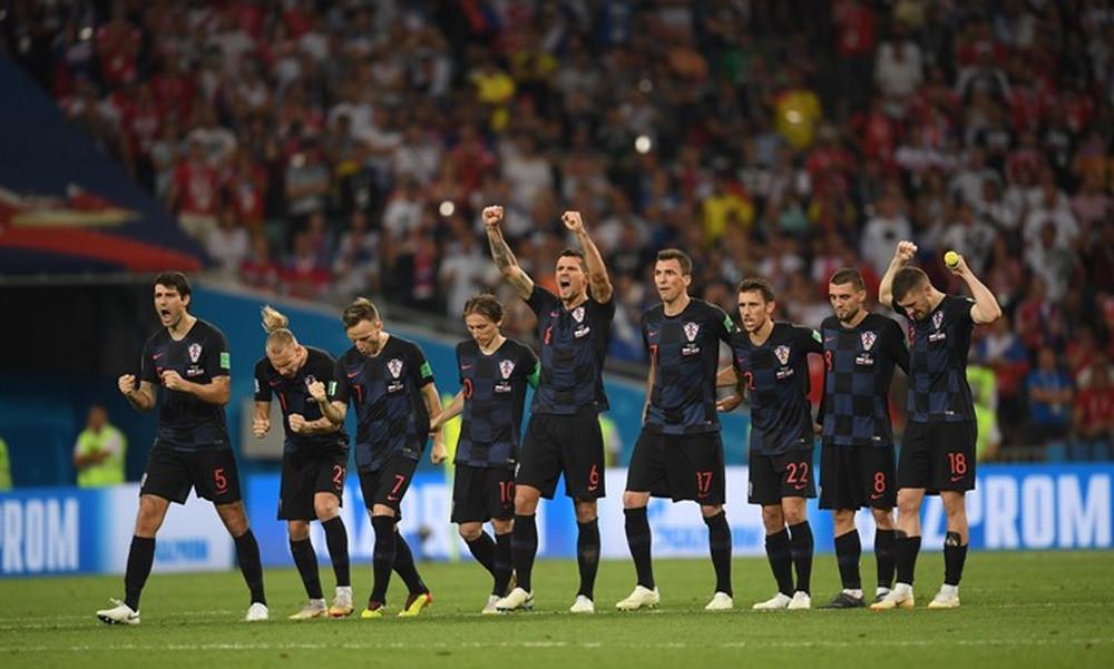 Παγκόσμιο Κύπελλο Ποδοσφαίρου 2018: Ρωσία-Κροατία 3-4 πεν. (1-1 κ.δ., 2-2 παρ.)