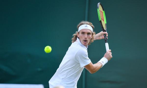 Wimbledon: Αποκλεισμός με ψηλά το κεφάλι για Τσιτσιπά