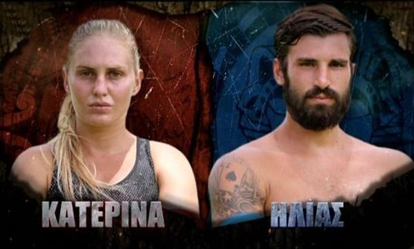 Survivor 2: Επίθεση… στο Twitter για Δαλάκα και Ηλία (photos+tweets)