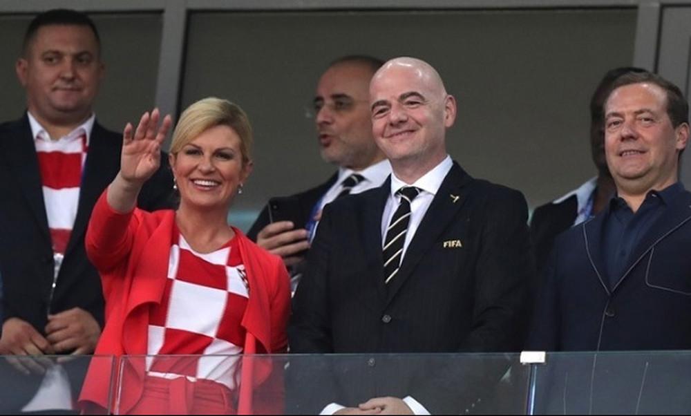 Παγκόσμιο Κύπελλο Ποδοσφαίρου 2018: «Ραντεβού με Μακρόν την Κυριακή, αλλά... εμείς θα κερδίσουμε!»