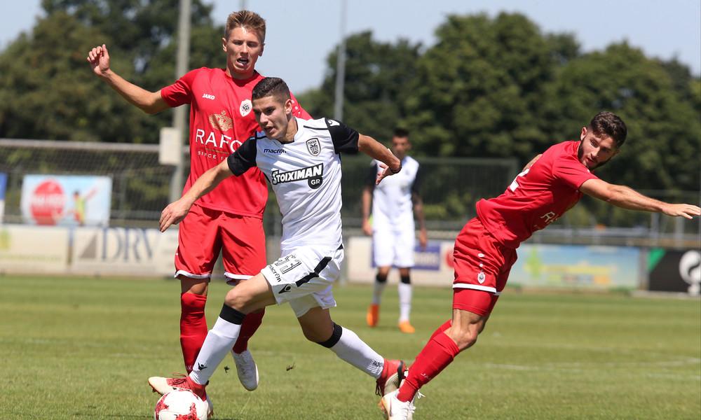 ΠΑΟΚ - Αντβέρπ 1-3: Τα γκολ του αγώνα (videos)
