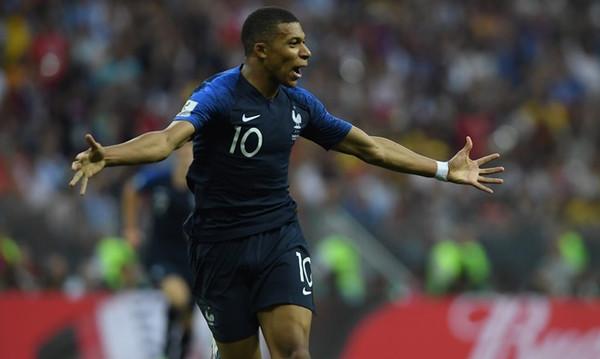 Γαλλία-Κροατία 4-2: Τα γκολ του τελικού (videos)