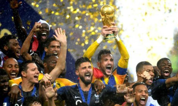 Μουντιάλ 2018: Με το μετάλλιο της Λεγεώνας της Τιμής θα τιμηθούν οι πρωταθλητές κόσμου