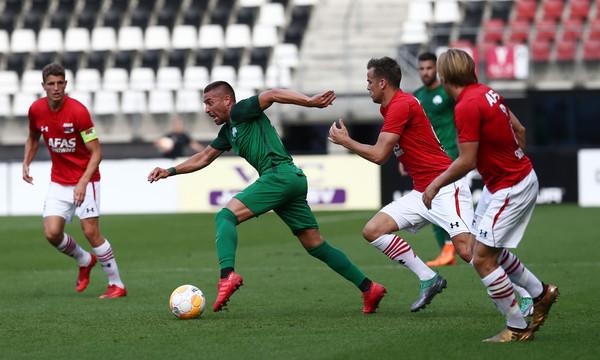 Αλκμάαρ-Παναθηναϊκός 2-0: Ανέτοιμος αλλά… αξιοπρεπής!