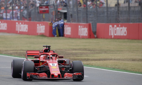Formula 1: Poleman ο Φέτελ