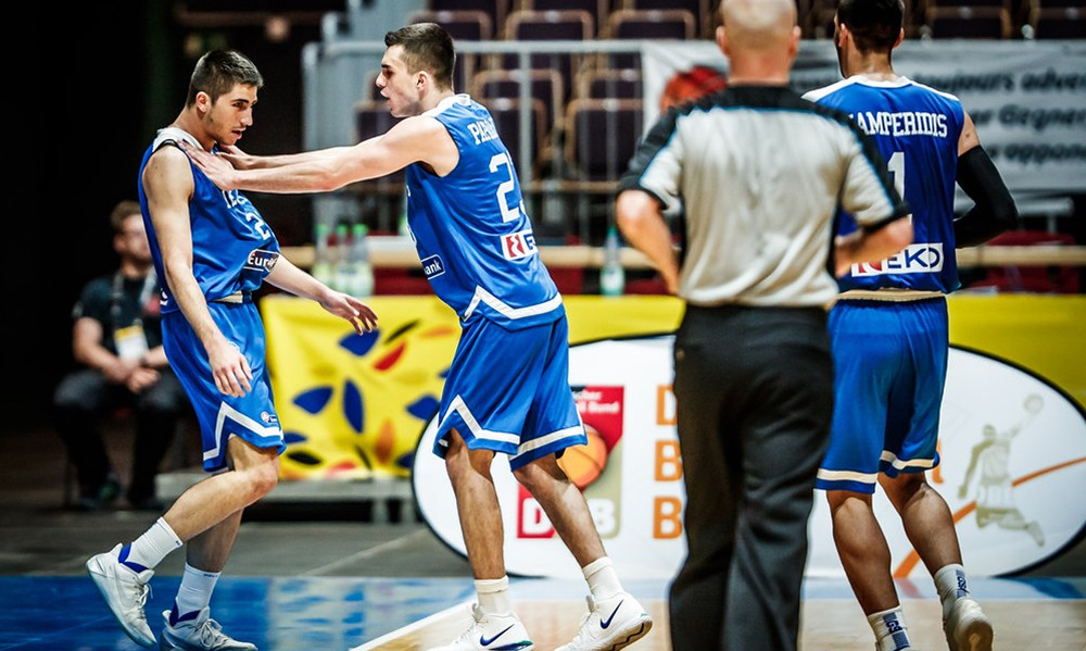 Εθνική Ελλάδας U20: Εμφατική νίκη και παραμονή (photos)
