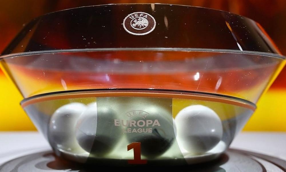 Europa League: Μαθαίνουν αντιπάλους Ολυμπιακός, Αστέρας και Ατρόμητος