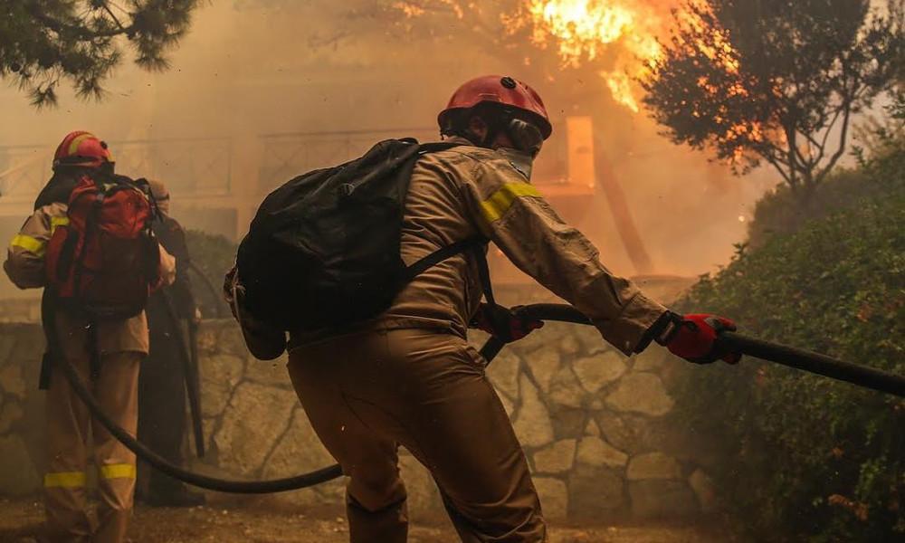 Φωτιά: Συγκινητικό μήνυμα ΑΠΟΕΛ για πυρκαγιές! «Αχ Ελλάδα τι μέρα σου ξημέρωσε» (photo)