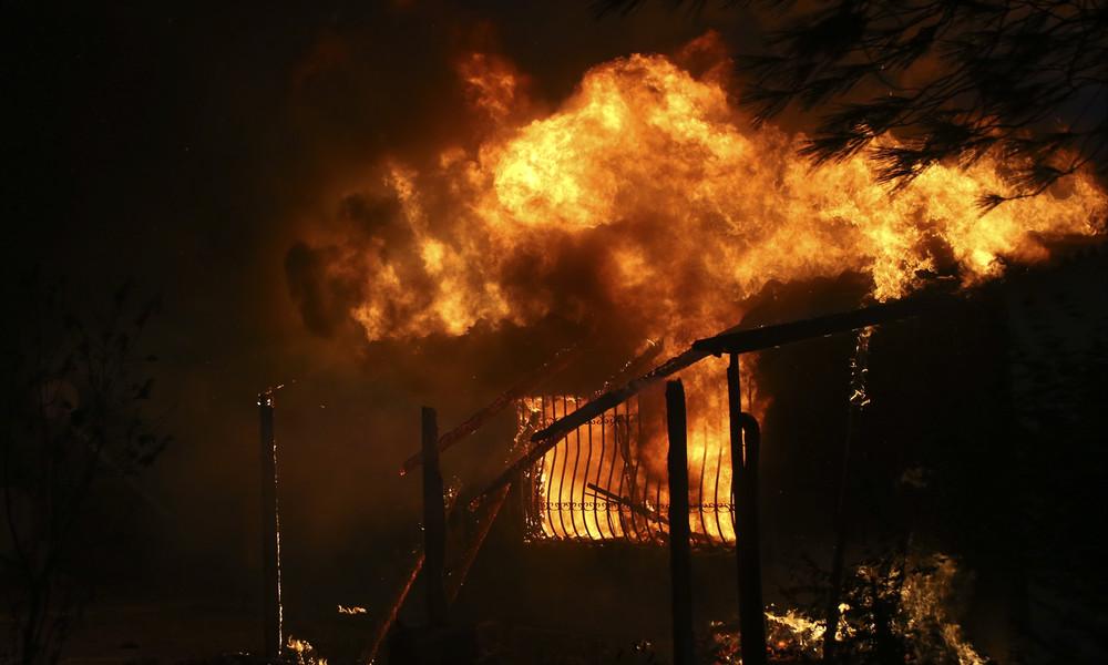 Φωτιά: Συλλυπητήριες ανακοινώσεις ομοσπονδιών για τις φονικές πυρκαγιές