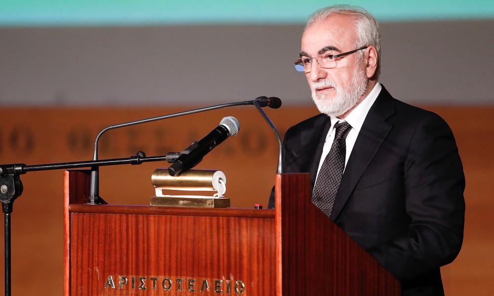 Φωτιά - Ιβάν Σαββίδης: «Οι Έλληνες της Ρωσίας εκφράζουν την υποστήριξή τους σε όλο τον ελληνικό λαό»