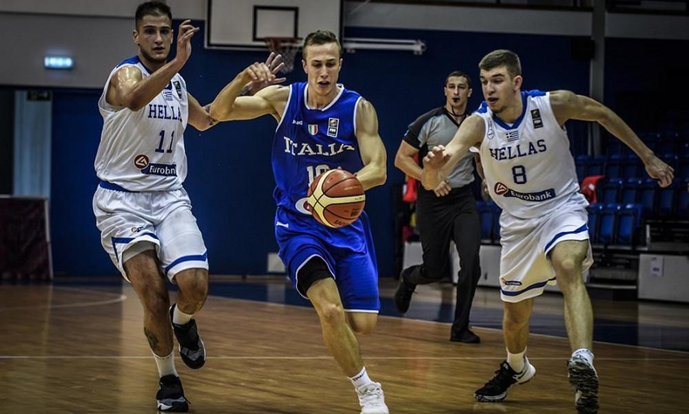 Ευρωπαϊκό Πρωτάθλημα U18: Με το δεξί η Ελλάδα