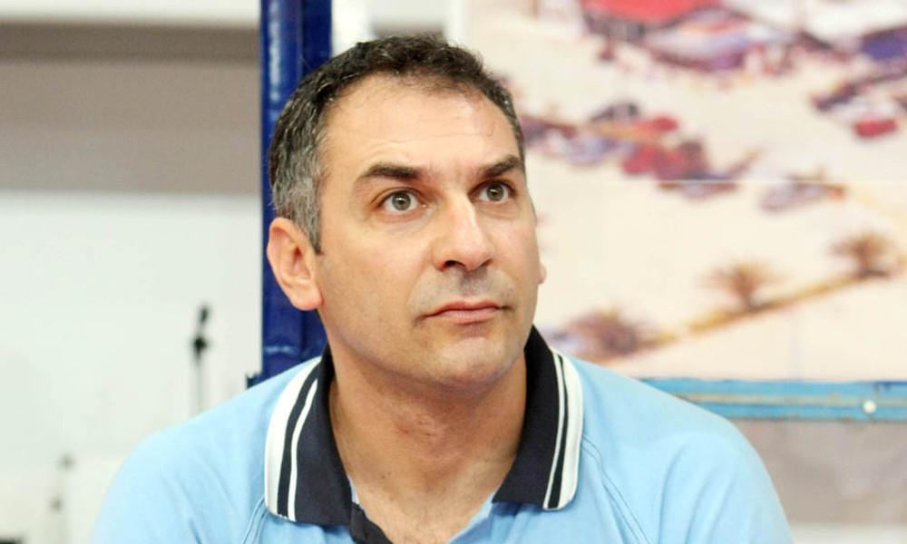 Βλασσόπουλος: «Κινδυνεύαμε να κατέβουμε στον πρώτο αγώνα με οκτώ παίκτες!»