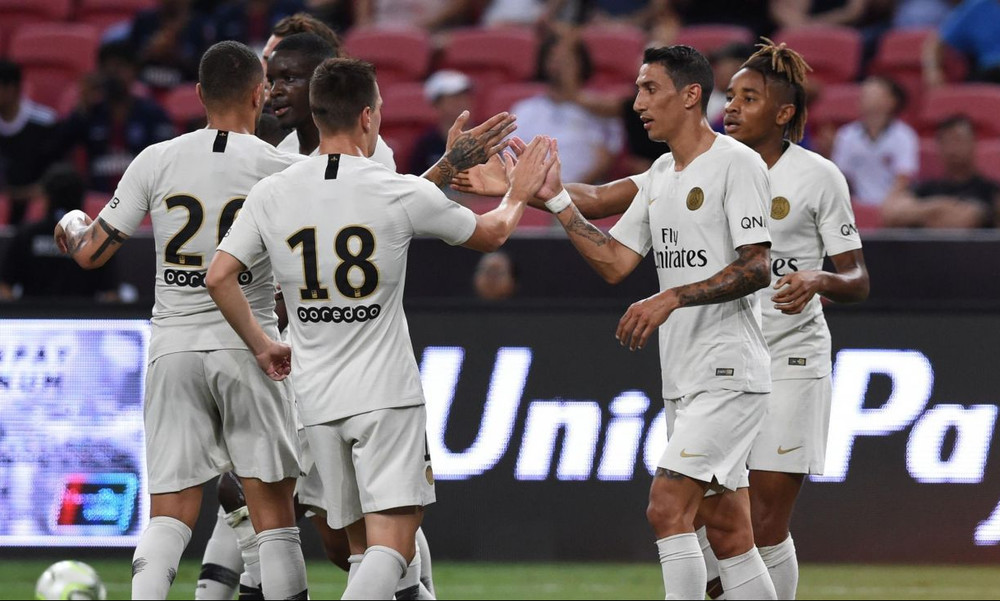 International Champions Cup: Νίκη… αποχαιρετισμού για Παρί