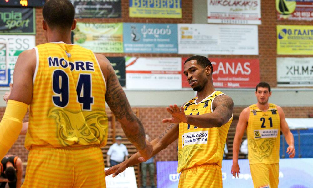 Λαύριο: Πρώτο εμπόδιο η Ντνίπρο στο Europe Cup