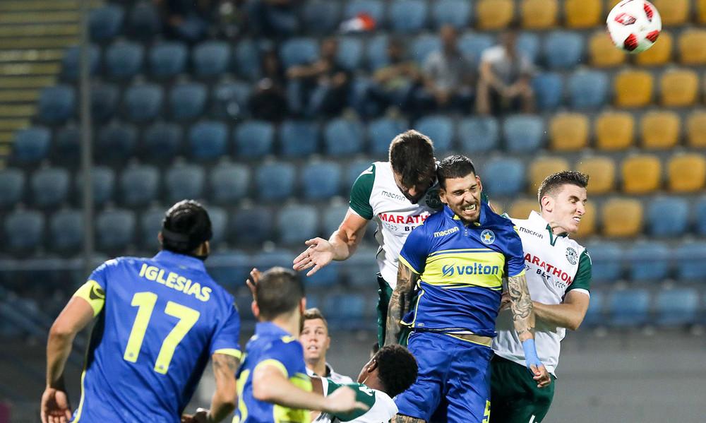 Αστέρας Τρίπολης – Χιμπέρνιαν 1-1: «Έπεσε» μαχόμενος και Ευρώπη... τέλος!