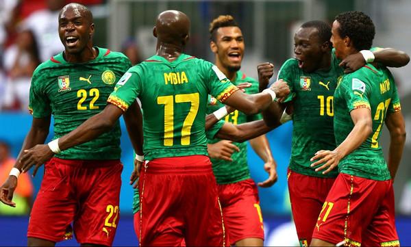 Δυο θρύλοι του ποδοσφαίρου αναλαμβάνουν την εθνική Καμερούν! (photos)