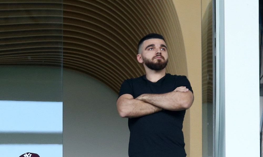 ΠΑΟΚ: Ανέλαβε την ευθύνη ο Σαββίδης (photo)