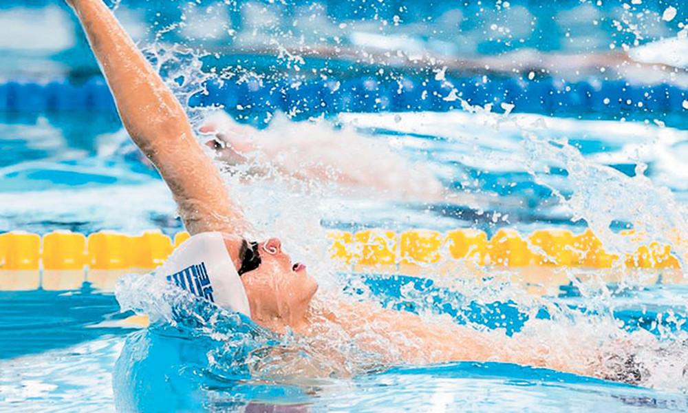 Ευρωπαϊκό Πρωτάθλημα υγρού στίβου: Στον τελικό των 100μ. ύπτιο ο Χρήστου