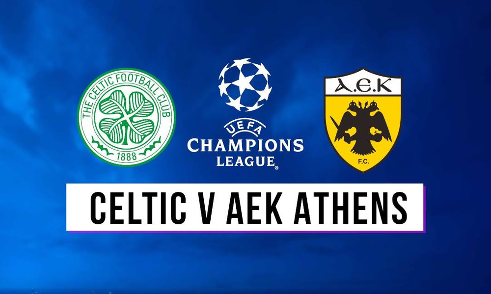Champions League: Το πρόγραμμα της ΑΕΚ με Σέλτικ