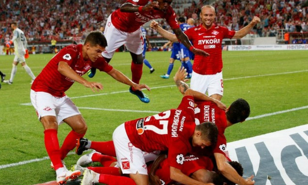 Champions League: Η αποστολή της Σπαρτάκ Μόσχας για την Θεσσαλονίκη