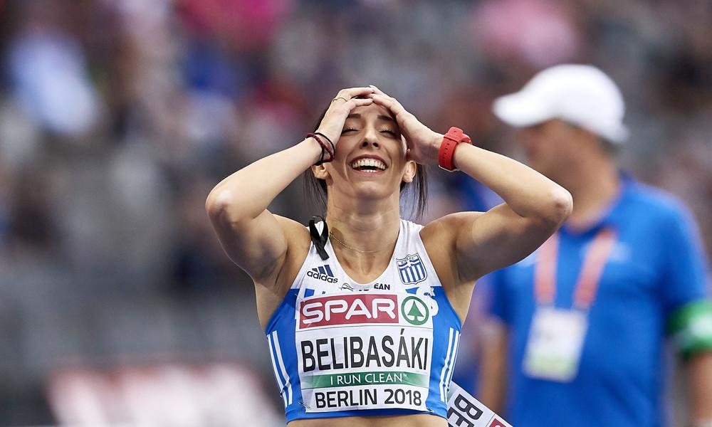 Μαρία Μπελιμπασάκη: Από την Σητεία… στο ασημένιο μετάλλιο του Βερολίνου (photos)