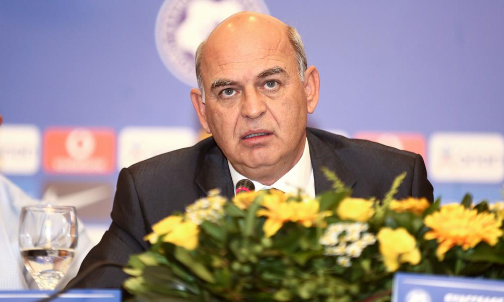 ΕΠΟ: Συγχαρητήρια επιστολή Γραμμένου σε Ολυμπιακό