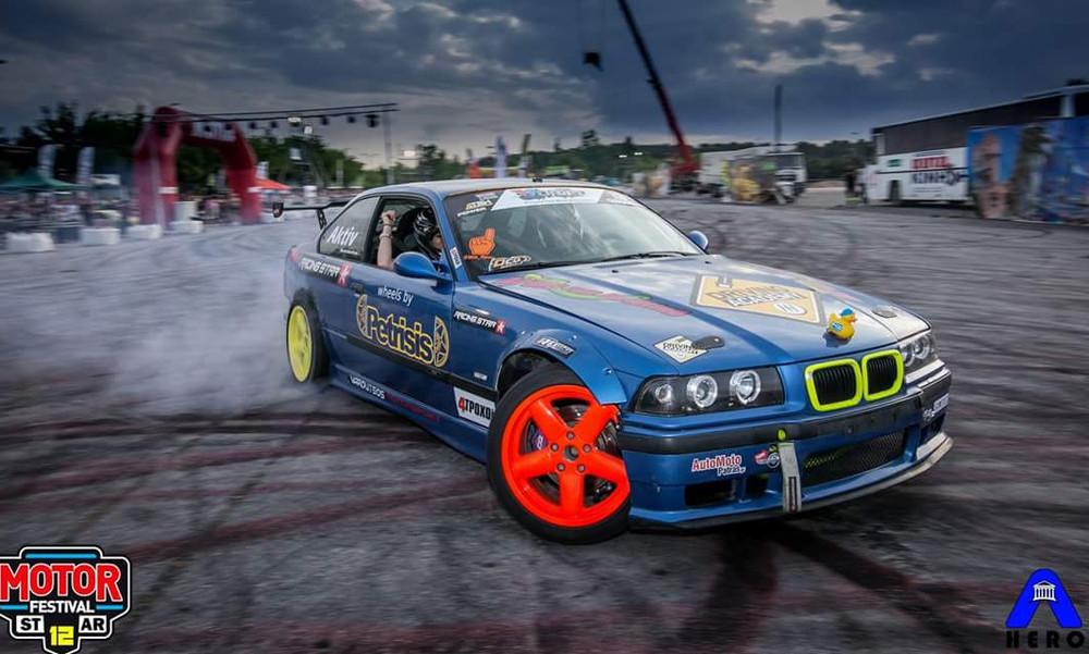 Η elite της μηχανοκίνησης στο 13ο Motor Festival της Κορίνθου (photos)