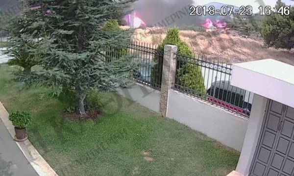 Μάτι - Αποκάλυψη: Βίντεο ντοκουμέντο από την πύρινη κόλαση - Έτσι ξεκίνησε η φονική φωτιά