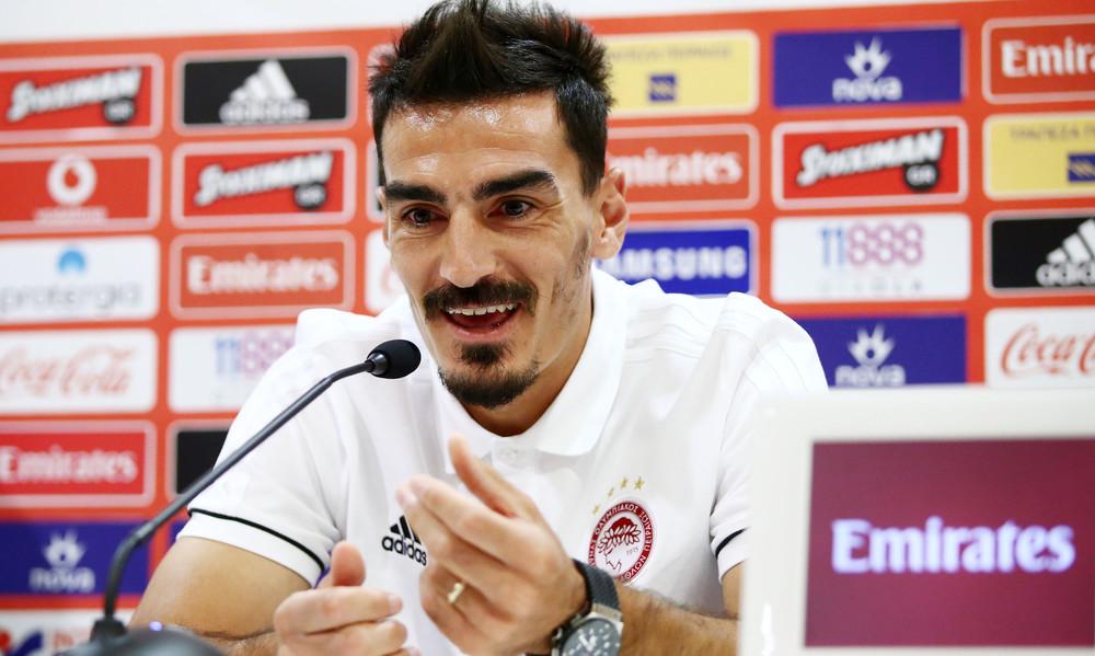 Χριστοδουλόπουλος: «Έχω ένα γκολ»