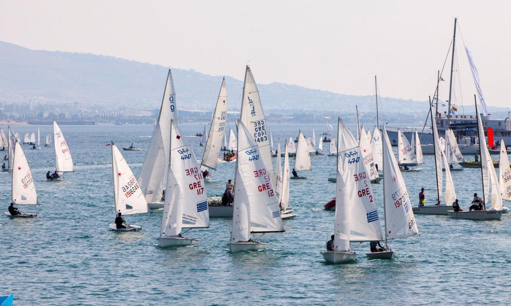 """Οι κορυφαίοι Έλληνες ιστιοπλόοι θα πάρουν μέρος στο """"Sailing Marathon"""""""