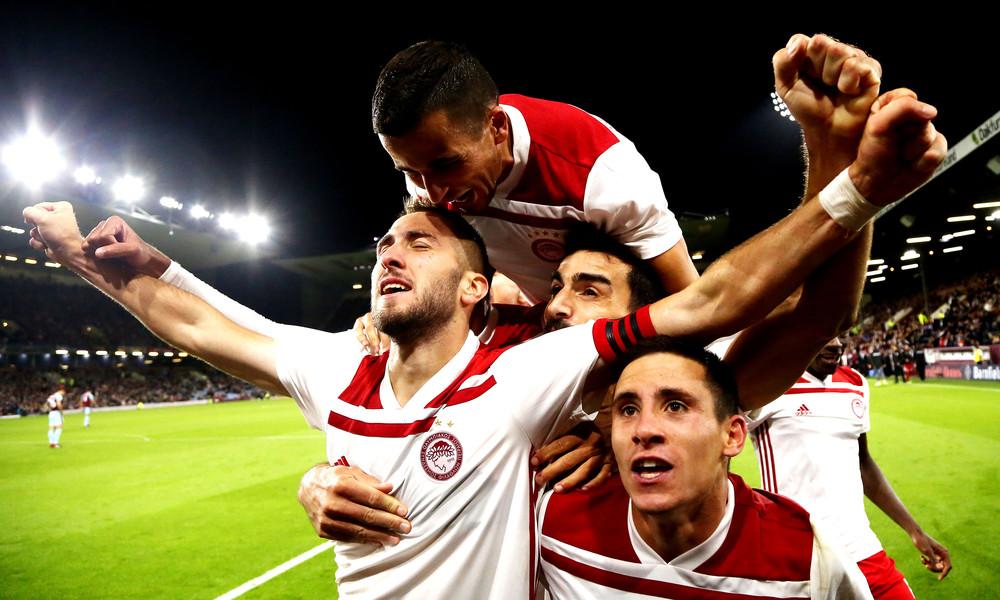 Europa League: Αυτοί είναι οι αντίπαλοι του Ολυμπιακού στους ομίλους