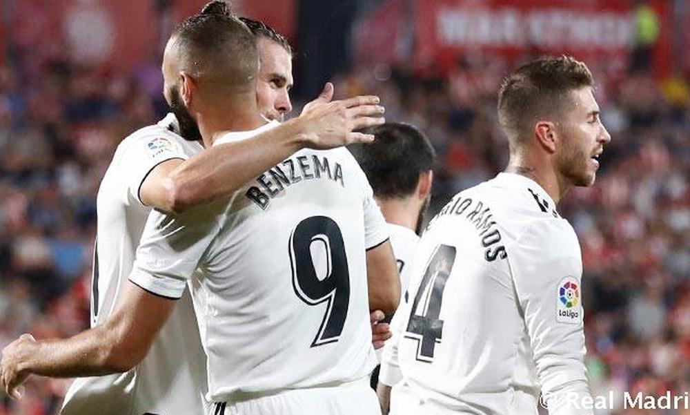 «Βροχή» τα γκολ στη Μαδρίτη