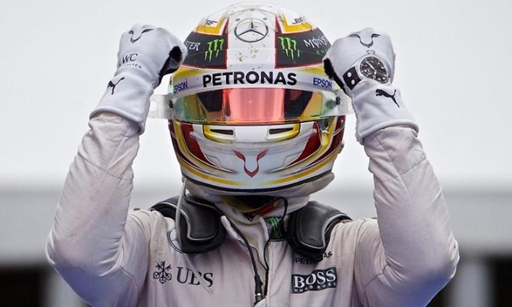Ο Χάμιλτον έκανε «πάρτι» στο... σπίτι της Ferrari