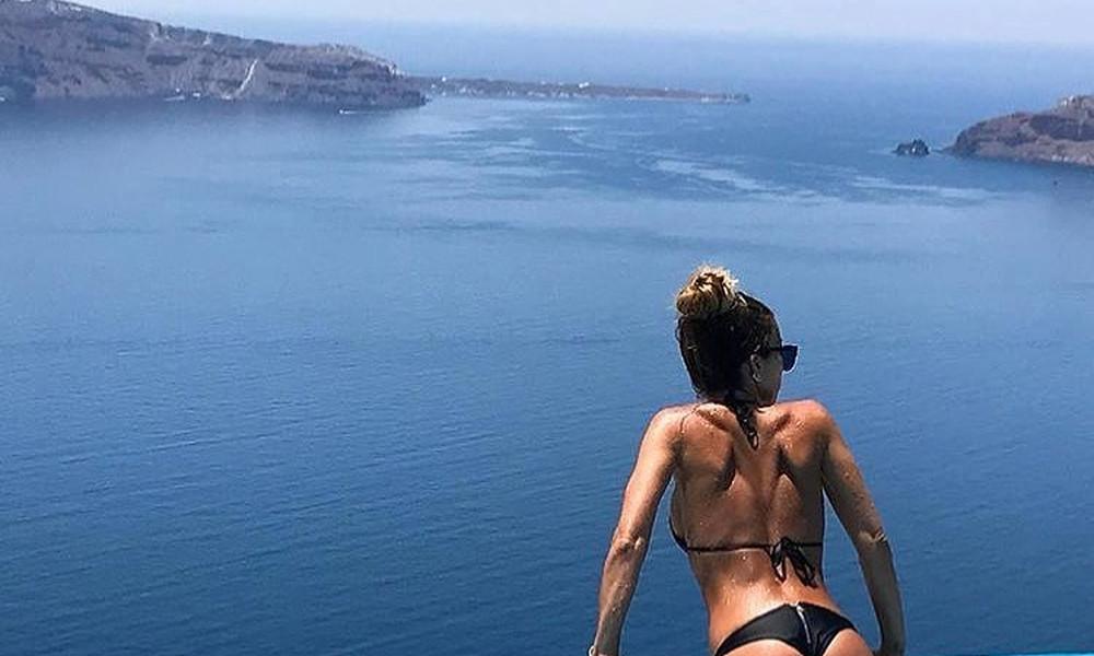 «Γκρεμίζει» το Instagram η γυναίκα πρώην παίκτη του Παναθηναϊκού (photos)
