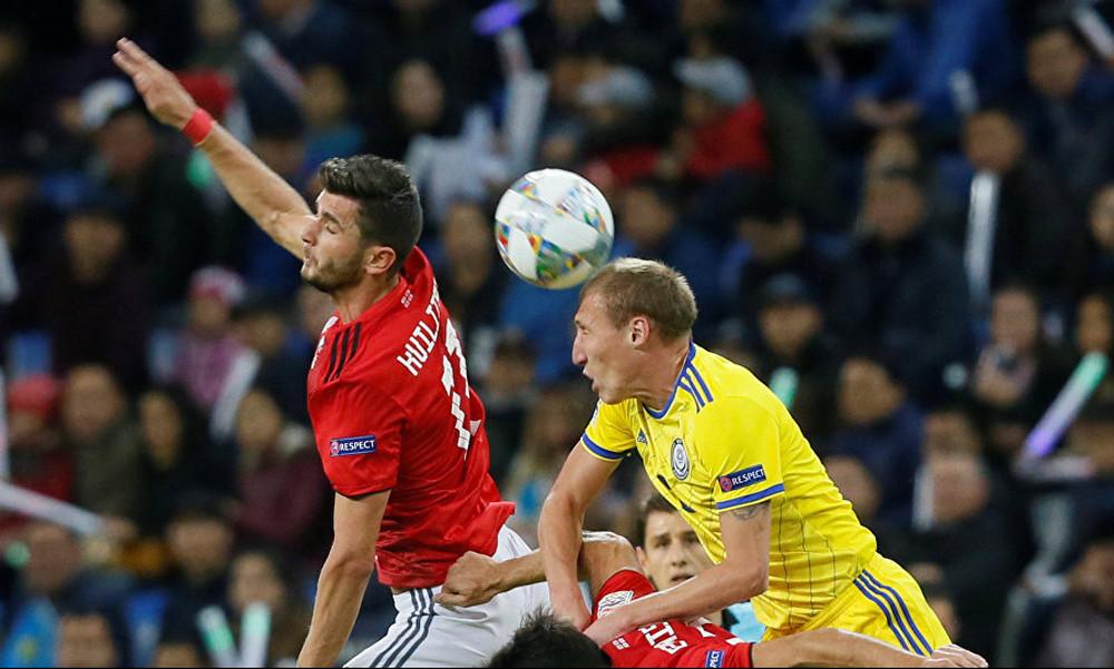 UEFA Nations League: Ιστορική… γκολάρα και νίκη για Γεωργία (video)