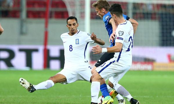 Live Chat Εσθονία – Ελλάδα 0-1 (Τελικό)
