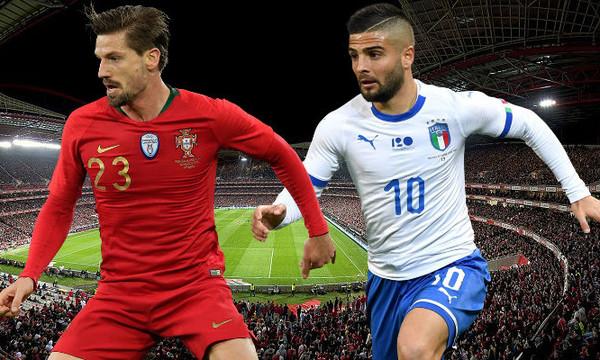 Έκπληξη για Πορτογαλία και Ιταλία