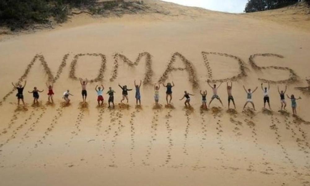 Nomads 2: Μεγάλη έκπληξη με παλαίμαχο ποδοσφαιριστή! (photo)