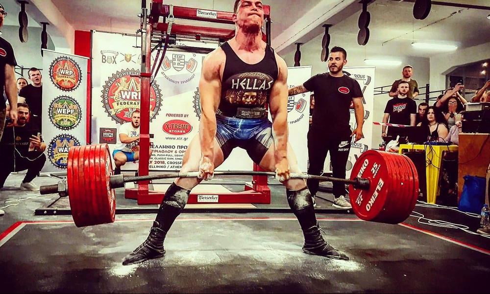 Τρεις Έλληνες στο Mr Olympia Pro Powerlifting! (photos)