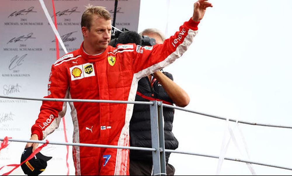 Formula 1: Τέλος από Ferrari ο Ραϊκόνεν