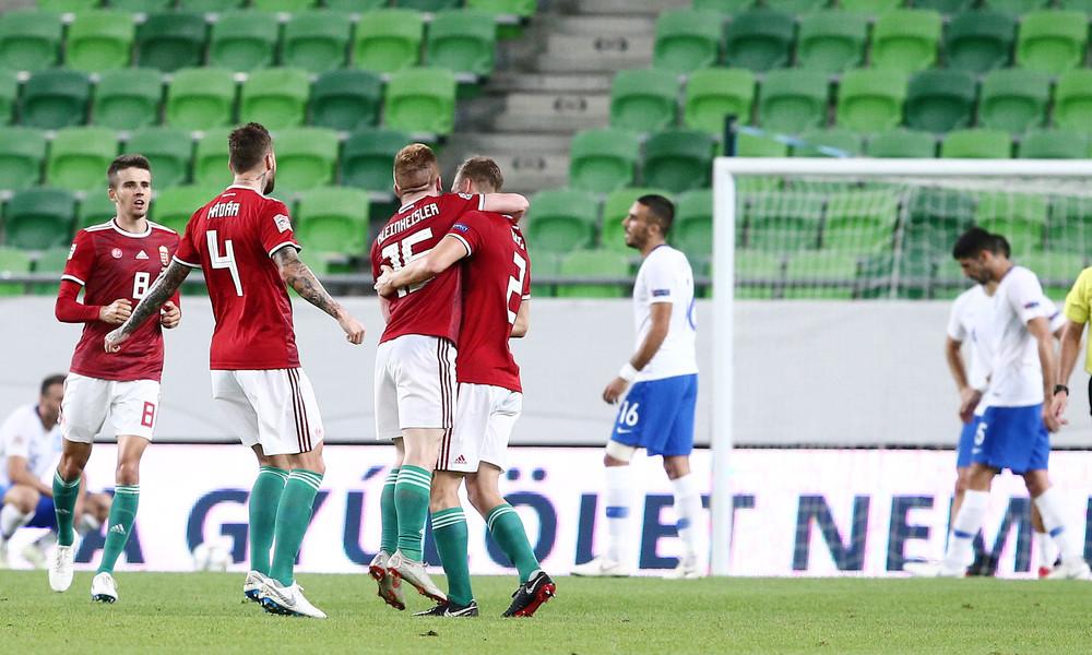 Ουγγαρία-Ελλάδα 2-1: Καμπανάκι και απογοήτευση στην Βουδαπέστη! (videos)