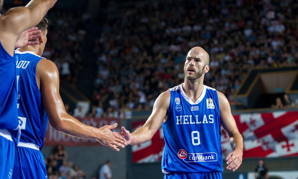 Το buzzer beater που έστειλε την Ελλάδα στο Παγκόσμιο! (video)