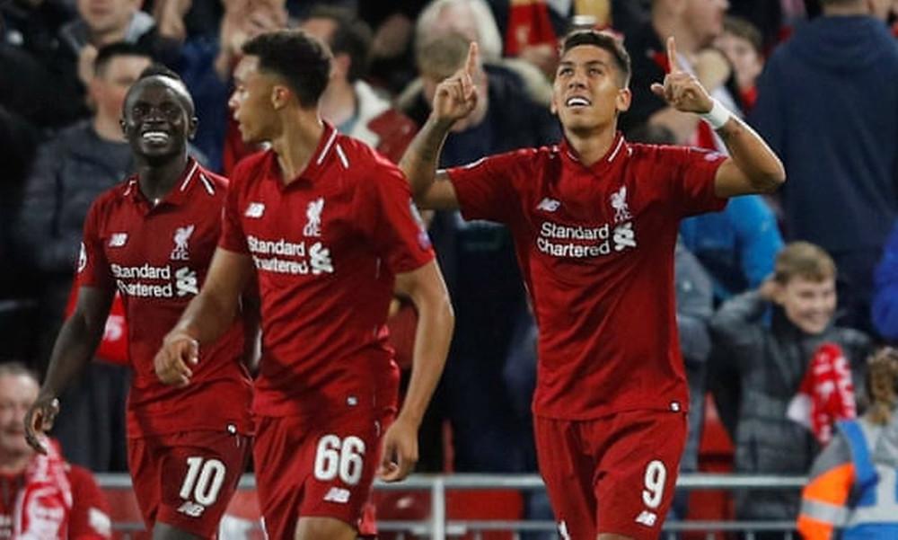 Champions League: Ο Φιρμίνο «ξέρανε» την Παρί - Όλα τα αποτελέσματα (videos)