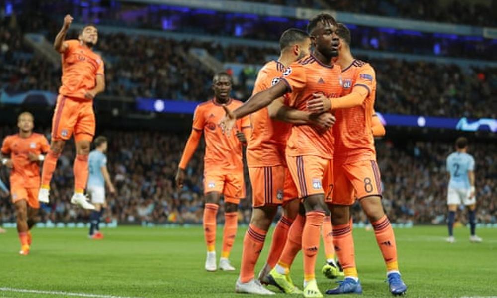 Champions League: «Βόμβα» της Λιόν στο Μάντσεστερ, με το... δεξί Ρεάλ και Γιουβέντους (videos)