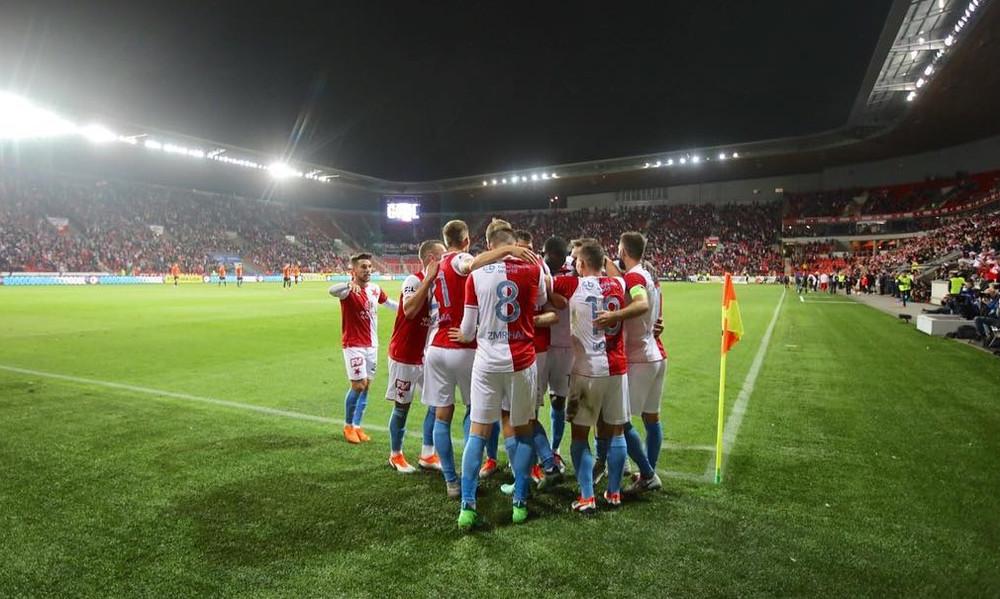 Europa League: Με φόρα η Σλάβια