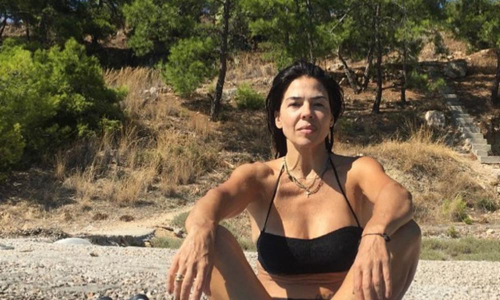 Η Ναταλία Δραγούμη ποζάρει γυμνή στα social media (photos)