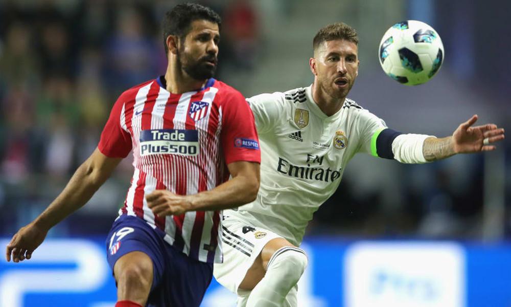 Ισορροπία στη Μαδρίτη