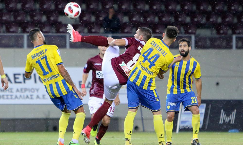 ΑΕΛ-Παναιτωλικός 1-0: Με το... δεξί ο Φέστα