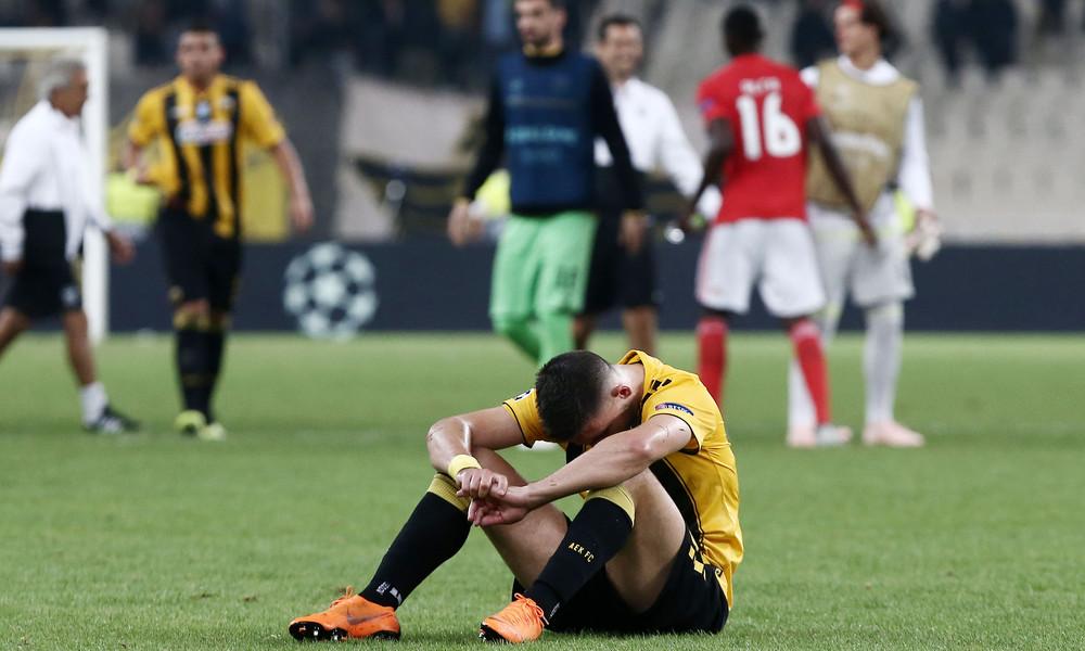 AEK: Πήγαν όλα στραβά ή έχασε γιατί δεν μπορούσε να νικήσει;