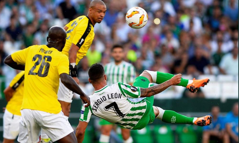 Europa League: Εύκολα η Μπέτις, το πάλεψε η ΑΕΚ Λάρνακας